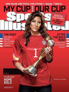 SI covers: 2015 World Cup-winning U.S. women - SI.com