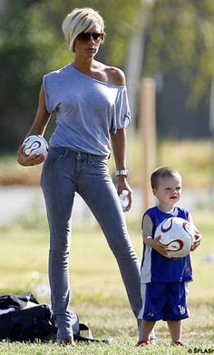 dress their best which is always. 4. Wow Victoria Beckham