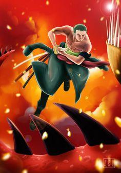 One Piece Roronoa Zoro, Onii San, Cartoon Fan, Anime Characters, Fans, Fan Art, Disney, Geeks, Blade