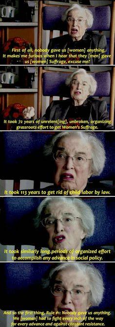Feminist Elizabethan: Feminist Meme Friday: Men Gave Us Nothing