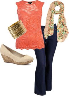 """Spring Date Night"" by mererichard on Polyvore"