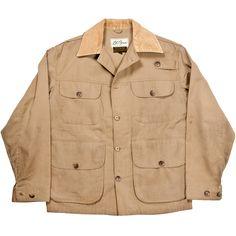 L.L. Bean Men's Warden Jacket - Tan | 1960s