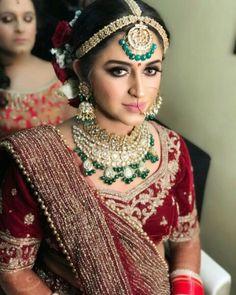 Pinterest:@AditiMaharaj Wedding Stage, Wedding Bride, Wedding Dresses, Indian Fashion, Womens Fashion, Big Fat Indian Wedding, Bridal Musings, Bridal Collection, Indian Jewelry
