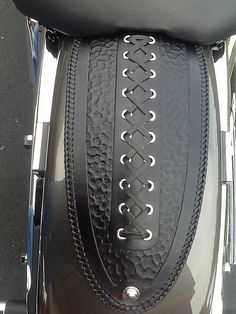 Rear Fender Bibs - Motorcycles and Biker Gear - Leatherworker.net