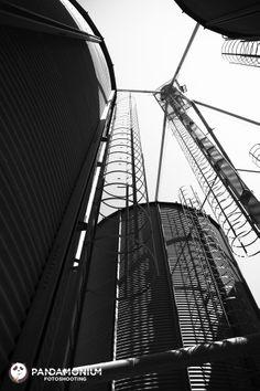 I silos della provincia...