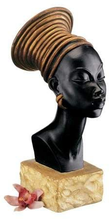 XoticBrands 13 Candace Kandakes of Kush Nubian Women Warrior Sculpture Statue Bust African Sculptures, Sculptures Céramiques, Sculpture Art, Ceramic Sculpture Figurative, Pottery Sculpture, Afro Art, Black Women Art, Clay Art, African Art