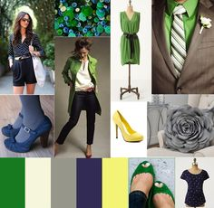 lovely colour palette on the colette fall palette challenge forum
