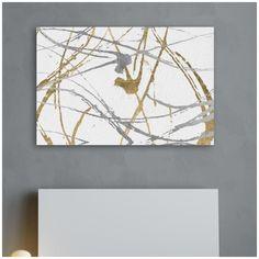 Artana Precious Metals Canvas Giclee Print, Oliver Gal