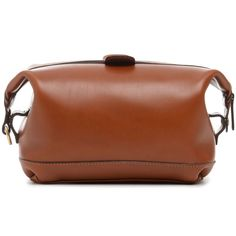 532ffa98ee Korchmar Lux Collection Ryder Leather Dopp Kit