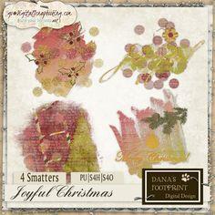 Joyful Christmas Smatters