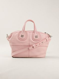 GIVENCHY - Pink Nightingale mini tote bag #givenchy #givenchybags #womenbags #pink #jofré