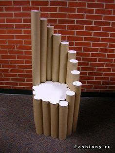 tubes chair