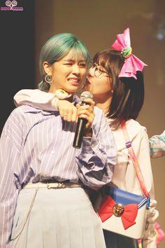 I Fancy You, Twice Jungyeon, Im Nayeon, Hirai Momo, Dahyun, Girl Day, Dance The Night Away, One In A Million, What Is Love