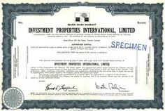 Bearer shares - Google Search Investment Property, Investing, Personalized Items, Google Search