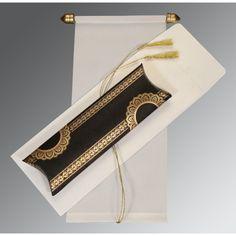 Scroll Wedding Cards - CSC-5010H