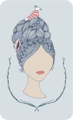 Работы талантливого иллюстратора Wesley Bird. Все работы: www.artearth.ru/people/wesley-bird