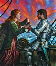 TRISTAN AND ISOLDE BY DONATO GIANCOLA