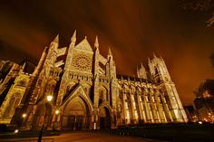 Westminster Abbey, London, UK.