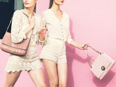 The Lucky Spring Bag Guide: Short-Strap Square Purses