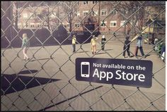 not available on App Store !