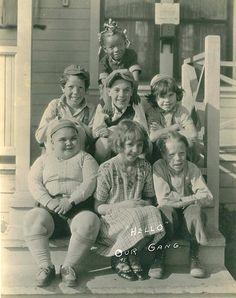 Our Gang aka The Little Rascals