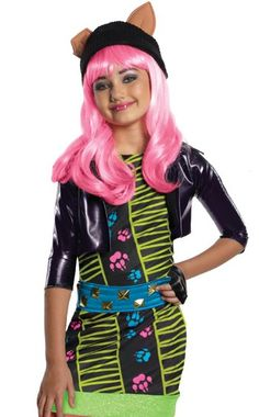 Monster High Howleen Wolf Child Costume Welcome Howleen Wolf to the already awesome range of Monster High Costumes. Modelled after the popular Monster High character Howleen Wolf, little sister of Clawdeen Wolf. | Costumes.com.au