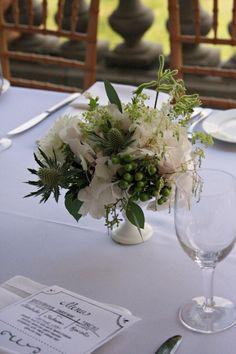 Falls Flowers - July Wedding at Cairnwood