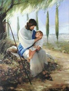 jesus with children 2311