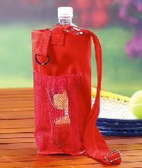 Water Bottle Holder Red