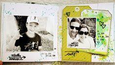 Scrap Plaisir shannon91: ** DT Scrapatalie : Mini album summer 2014 **