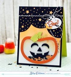 Papertrey Ink - Shaker Shapes: Pumpkin Die Papertrey Ink - Shaker Shapes: Pumpkin - Google Search