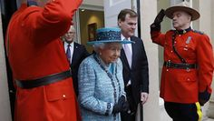 John Baird's appearance with the Queen in London spurs questions