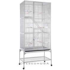 The Best Parrot Bird Cage Is Finally Here And Will Make Your Parrot Sing From Happiness! http://www.birdcagesforsale.net/birdcages/the-best-parrot-bird-cage-is-finally-here-and-will-make-your-parrot-sing-from-happiness/