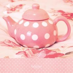 Aww what a cute teapot!