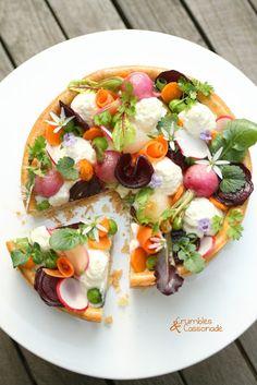 Veggie Recipes, Cooking Recipes, Healthy Recipes, Salad Recipes, Chefs, Plat Vegan, Savoury Dishes, Light Recipes, Food Cravings