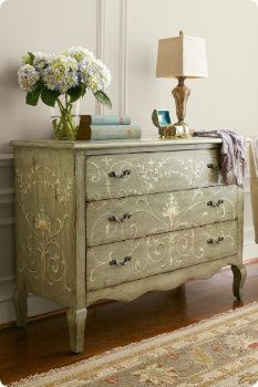 Cecilia Three-Drawer Chest