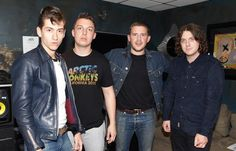 Arctic Monkeys rocked the London 2012 Olympics opening ceremony. A new favorite.