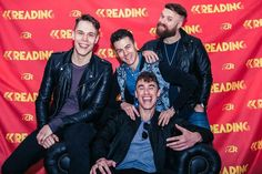 Don Broco at Reading 2015