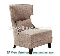 Gray high back sofa