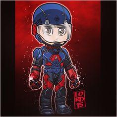 The Atom!! Lord Mesa