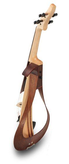 YEV madera natural, lateral