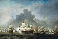 A fleet of 75 ships, 20,738 men and 4,484 cannon of the United Provinces, commanded by Lieutenant-Admirals Michiel de Ruyter, Adriaen Banckert and Willem Joseph van Ghent, surprised a joint Anglo-Fren