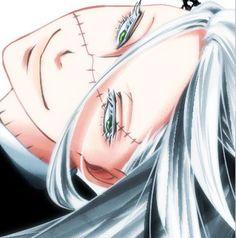 The Undertaker: Kuroshitsuji/Black Butler Black Butler Undertaker, Black Butler 3, Black Butler Anime, Ciel Phantomhive, Me Anime, Anime Manga, Anime Guys, Shinigami, Tokyo Ghoul