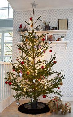 北欧クリスマスツリー実例