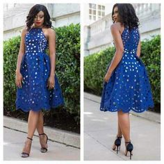 Fashionista – Simple and elegant off shoulder lace dress {Pictures} African Attire, African Wear, African Women, African Dress, African Print Fashion, Fashion Prints, African Prints, Kitenge, Fashion Mode
