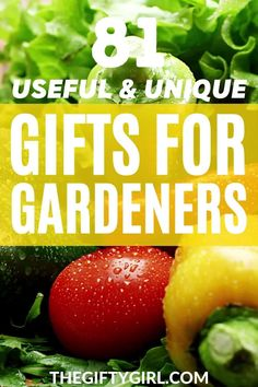 These 81 gifts for gardeners work for gardeners of all levels of expertise! From useful gardening gifts, to fun gardening decor, you should be able to find a great gift idea for birthday or Christmas gifts for gardeners. Best Christmas Gifts, Christmas Traditions, Christmas Fun, Holiday Gifts, Christmas Decorations, Tween Gifts, Gifts For Teens, Gifts For Kids, Gifts For Her