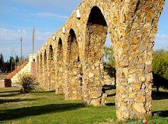 Fotos de Ciudad Juárez, Chihuahua, México: Acueducto en el Parque Chamizal