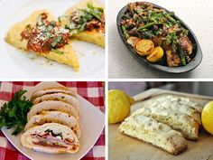 All the recipes you need for an Italian-themed picnic #summer #entertaining
