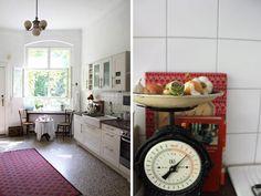 A Romantic West Berlin Kitchen Kitchen Spotlight