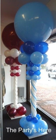 giant hammer balloon balloons columns and sculptures that i